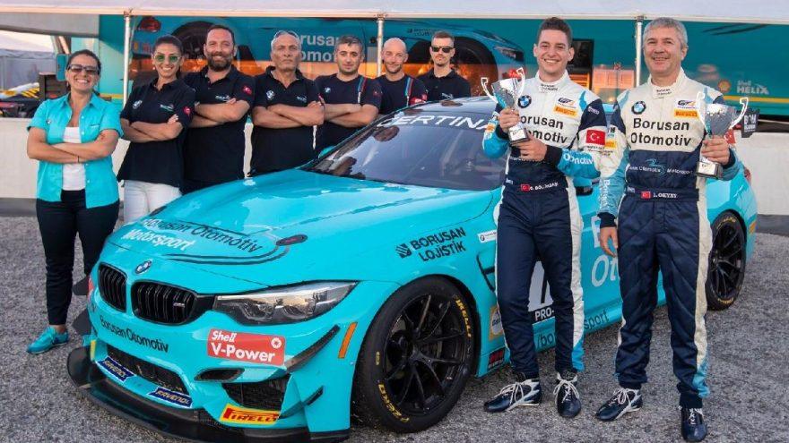 GT4 Misano yarışında Borusan Otomotiv Motorsport ikinci oldu!