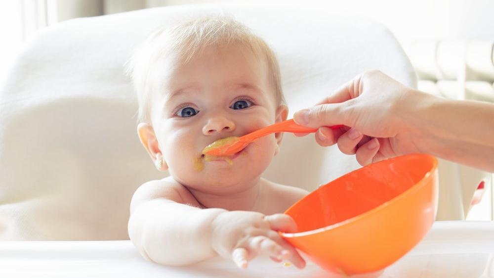 Bebeklerde zeka gelişimi için beslenme önerileri