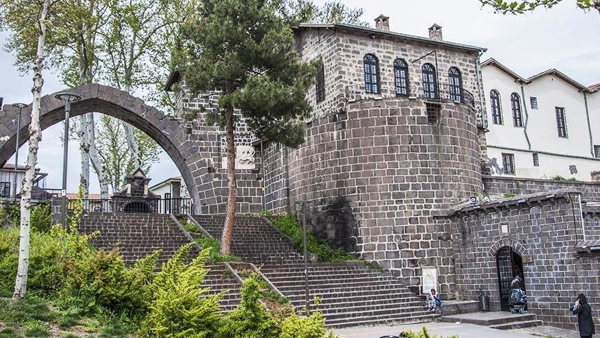 Diyarbakır'ın 850 yıllık görkemli camisi: Hz. Süleyman Camii