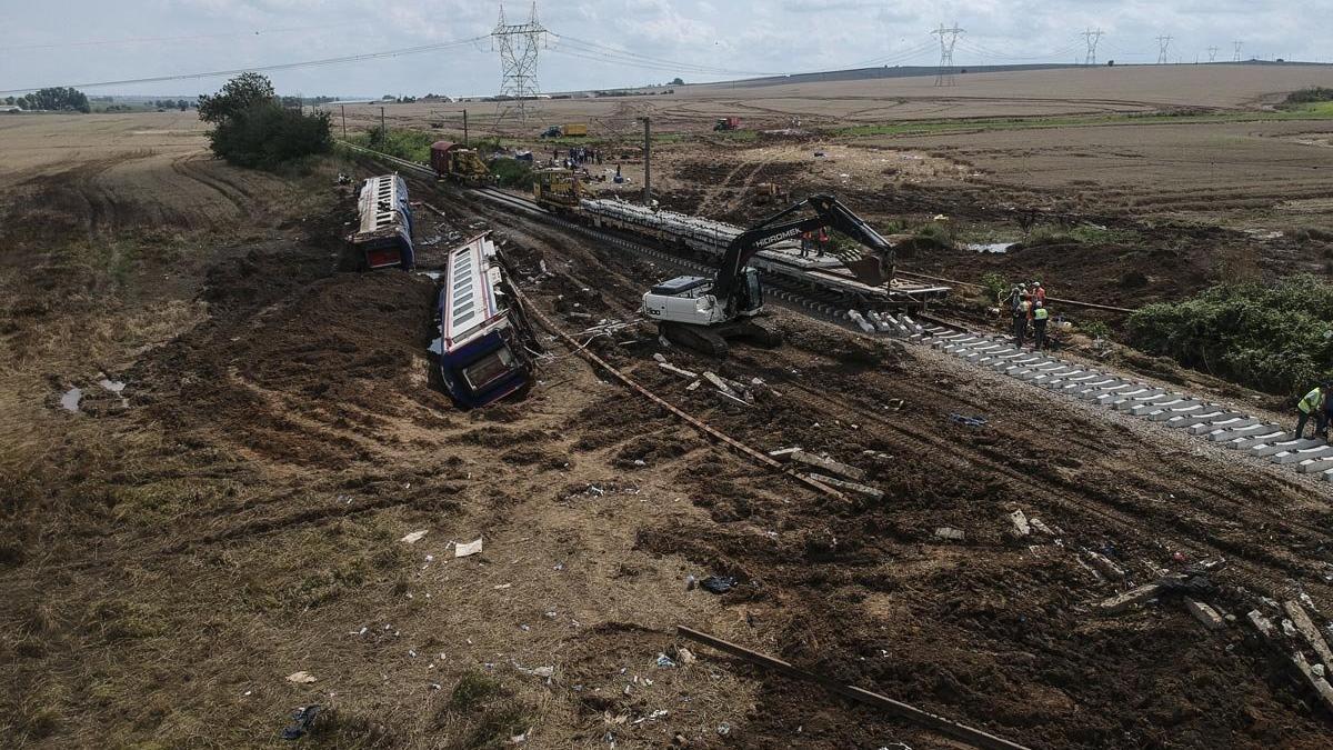 Son dakika... Çorlu'daki tren kazası davasında mahkeme heyeti çekildi