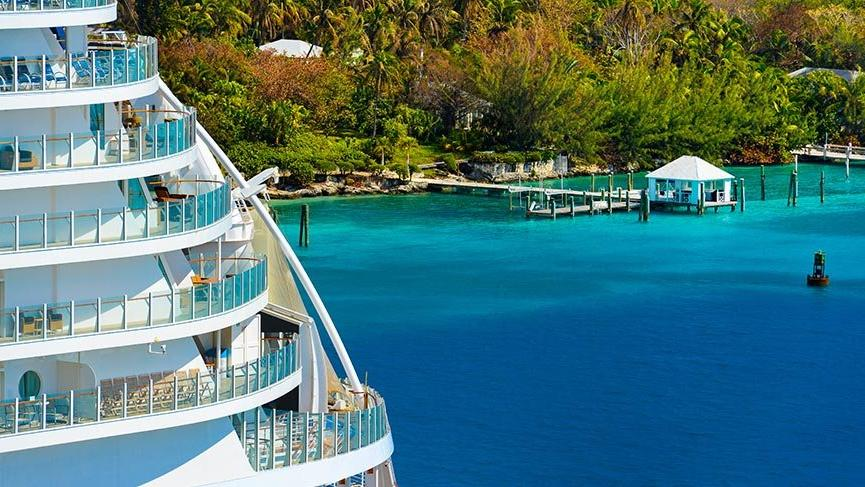 Mavi rüya: en iyi Cruise destinasyonları