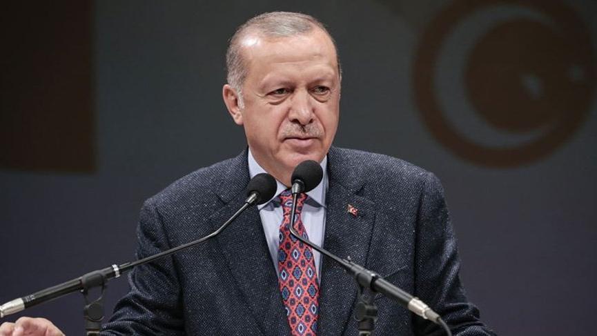 Cumhurbaşkanı Erdoğan'dan 'kadın üniversitesi' çıkışı!