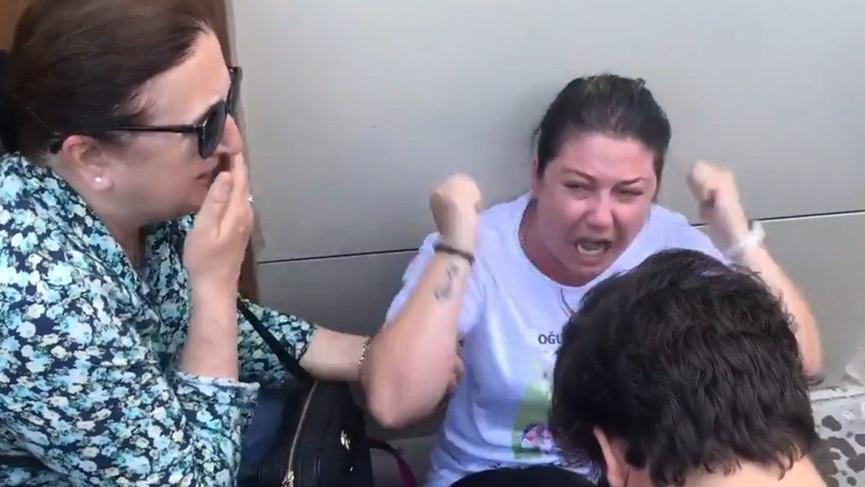 Çorlu'daki tren kazasında ölen Oğuz Arda'nın annesinin isyanı yürekleri dağladı