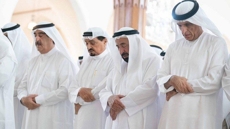 Son dakika… Seks partisinde ölen Arap şeyhi toprağa verildi: Babası gözyaşları içinde