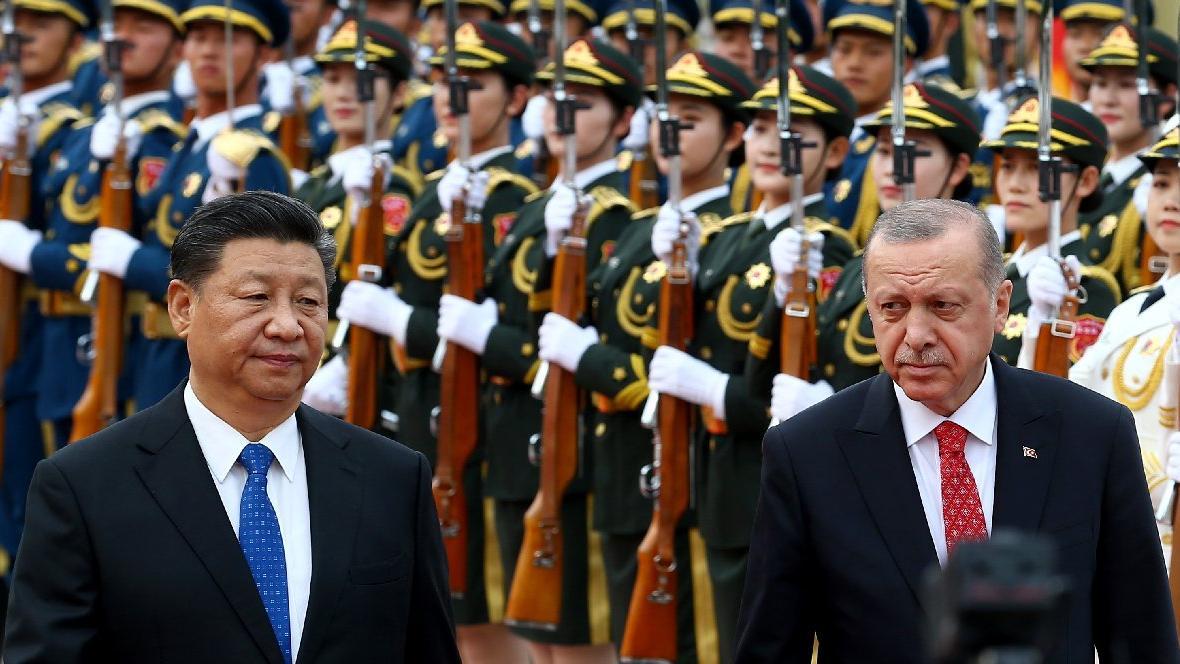 Çin medyasından ses getirecek iddia