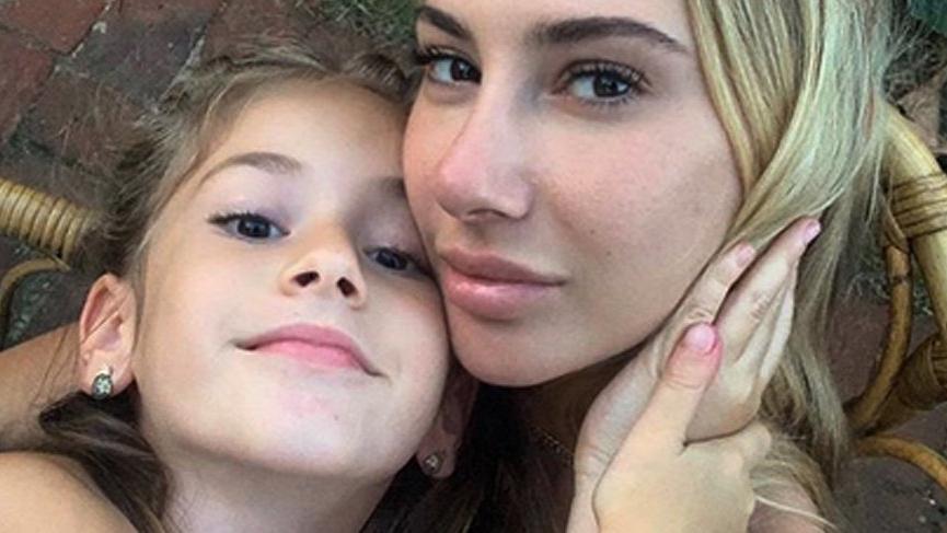 Şeyma'dan kızı Melisa'ya: Mutlu anne olmak için seni yalnız bıraktım