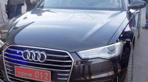 TBMM'de kullanılması için ayda 1.2 milyon liraya 66 araç kiralandı