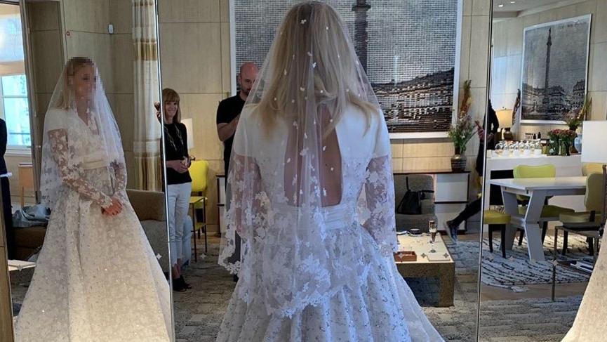 Sophie Turner ve Joe Jonas'ın düğünlerinden evvel görsel paylaşıldı