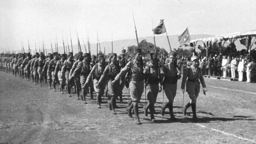 Hatay'ın Türkiye'ye katılmasının ilk adımı 81 yıl önce atıldı ...