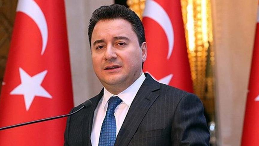 Başsavcılıktan son dakika Ali Babacan kararı…