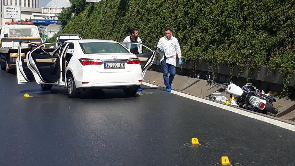 TEM'deki trafik cinayetinin detayları ortaya çıkıyor...12 el ateş etti 'öldürme kastım yoktu' dedi!