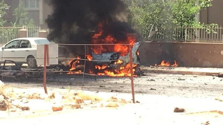 Reyhanlı'daki bombalı araçla ilgili flaş gözaltı