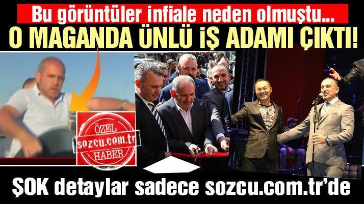 Kan donduran görüntülerdeki trafik magandası Seydioğlu Baklava'nın sahibi çıktı