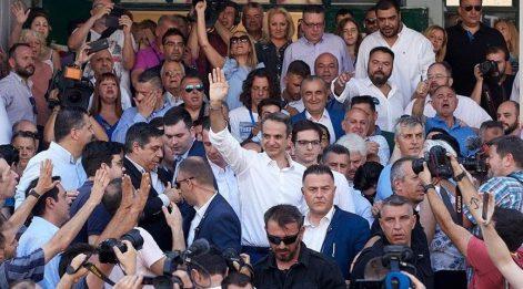 Yunanistan'daki erken seçimde Çipras hüsrana uğradı