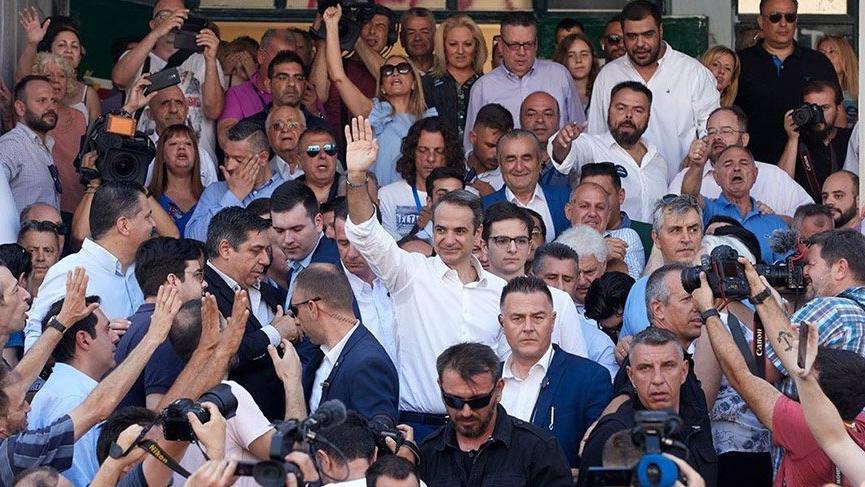 Son dakika... Yunanistan'daki erken seçimde Çipras hüsrana uğradı