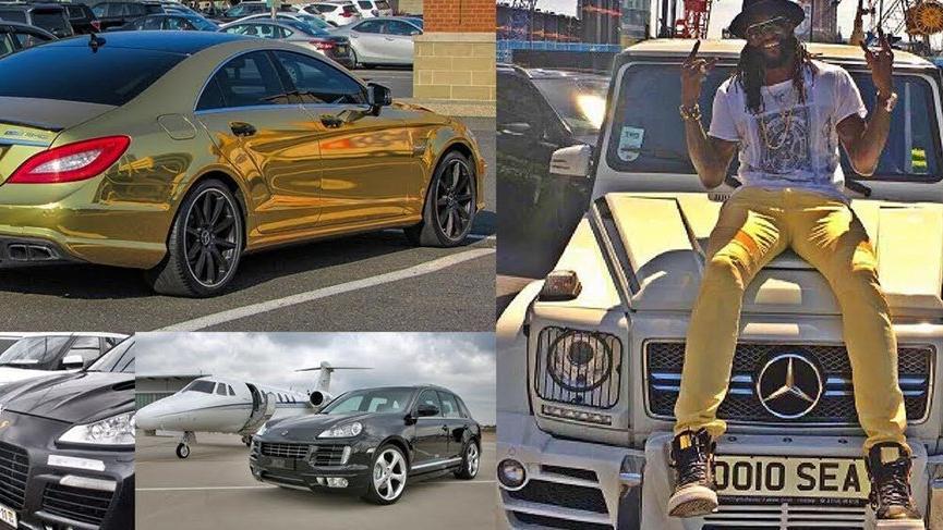 Futbolcu Emmanuel Adebayor'un koleksiyonuna 1.5 milyon liralık yeni araba!