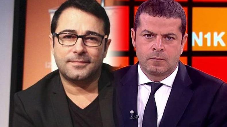 Atilla Taş'tan Cüneyt Özdemir'e sert cevap
