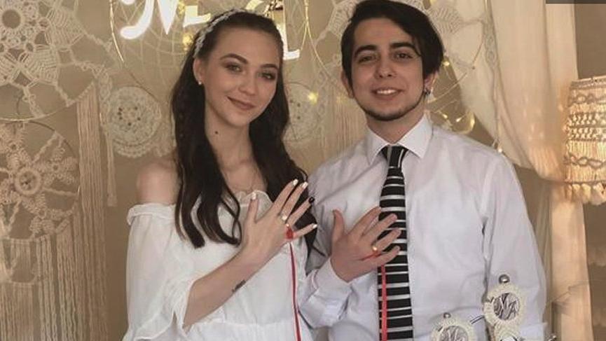 Miray Akay ve Atilla Doğukan Türkyılmaz nişan attı