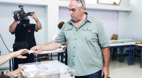 Yunan Parlamentosu'nda üç Türk