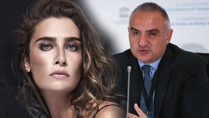 Kültür ve Turizm Bakanı Mehmet Nuri Ersoy'dan 'Sıla' açıklaması