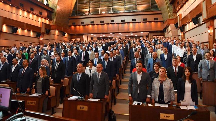 AKP'den İBB'de toplantı muhalefeti!