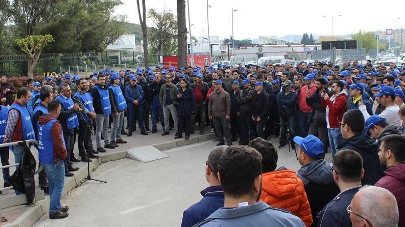 Tüpraş ve Petrol İş arasındaki toplu iş sözleşmesi karara bağlandı