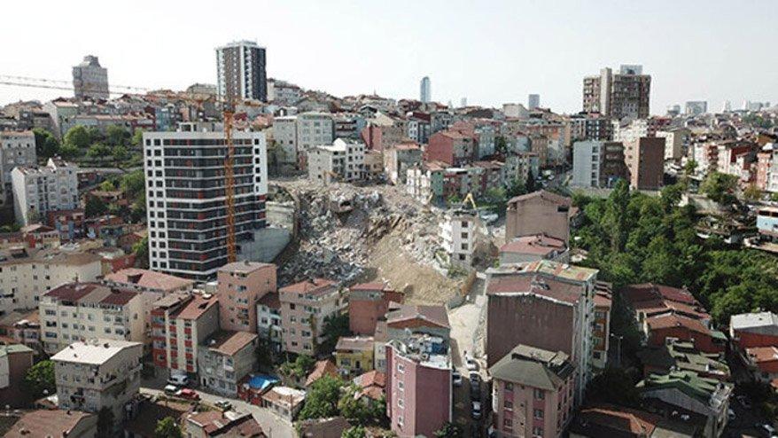 İstanbul Kağıthane'de 'riskli alan' ilanı