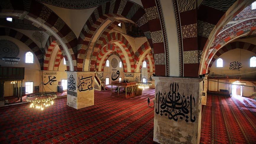 Eski Cami: Edirne'de Osmanlılardan günümüze ulaşan en eski anıtsal yapı