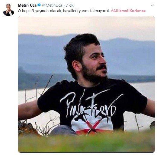 Sanatçılar, Ali İsmail Korkmaz'ı unutmadı 2