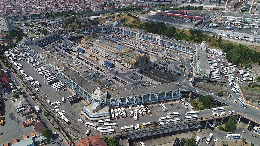 Büyük İstanbul Otogarı'nın otopark işletmesi İSPARK'a devredildi