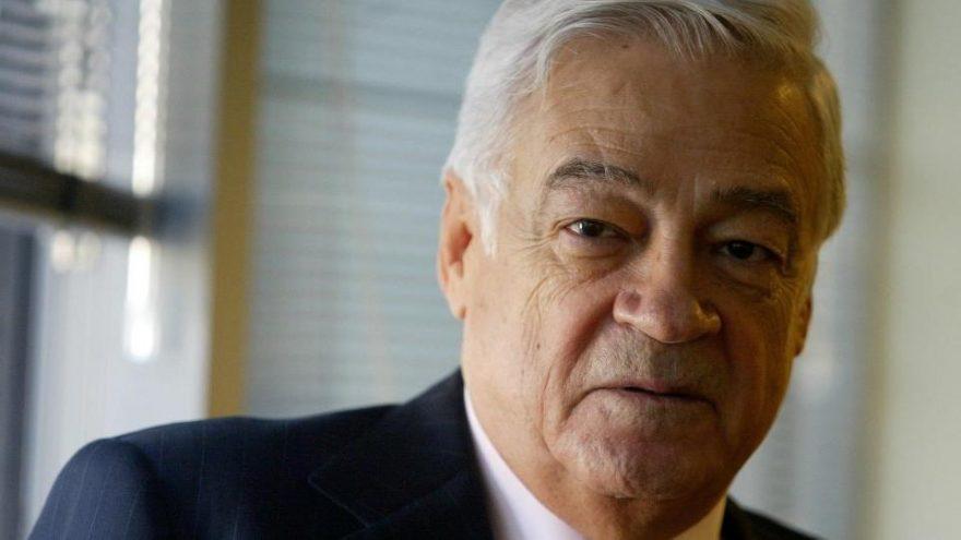 Son dakika! Eski HDP Mersin Milletvekili Dengir Mir Mehmet Fırat hayatını kaybetti