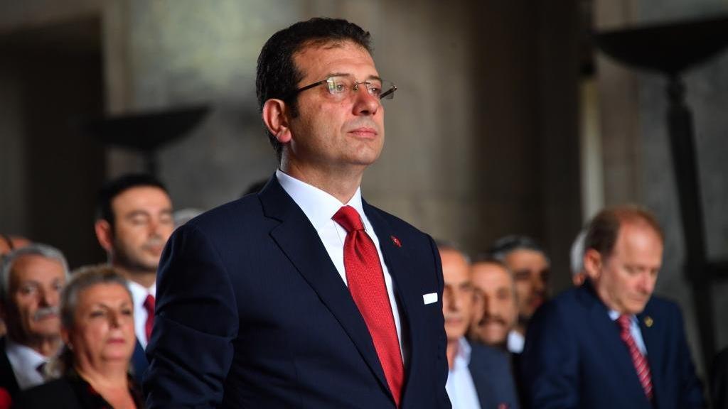 İmamoğlu'na, Cumhurbaşkanlığından 15 Temmuz daveti