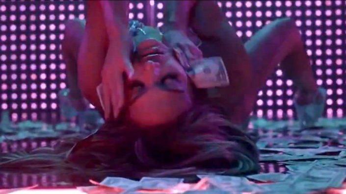 Jennifer Lopez, Hustler filminden ilk görüntüleri paylaştı