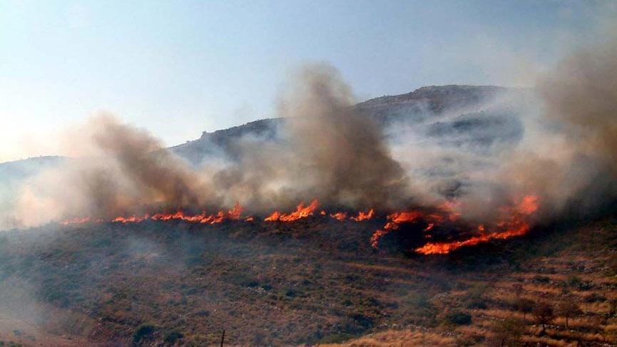 Ünlü tatil merkezlerindeki ormanlar tam yarım asırdır yanıyor