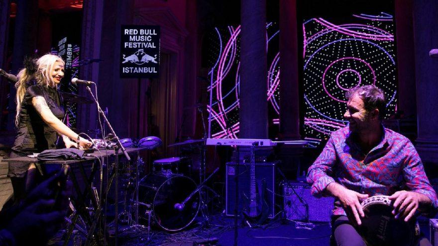 Red Bull Music Festival Istanbul için geri sayım başladı
