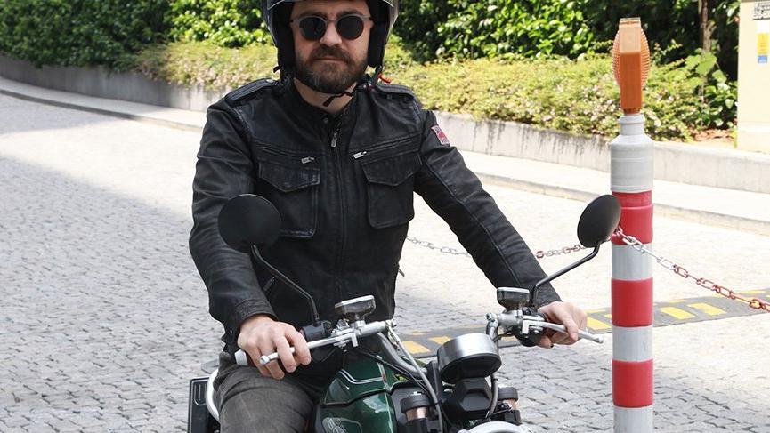 Şahin Irmak İstanbul trafiğine çözüm buldu