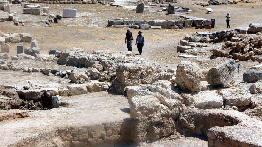 Karkamış Antik Kenti 'arkeopark'olarak açıldı