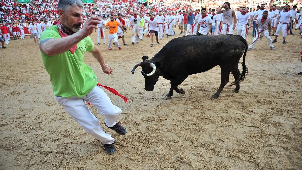 İspanya'da yapılan boğa güreşi festivalinin adı nedir? (2019 KPSS)