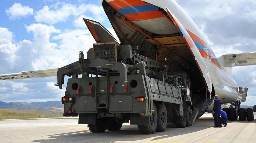 Bloomberg'den S400 iddiası: ABD gelecek hafta Türkiye'ye yaptırımlarını açıklayacak
