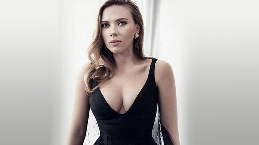 Scarlett Johansson'u yordular