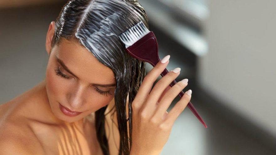 Evde pratik saç maskesi önerileri.. İşte kolay saç maskesi tarifleri