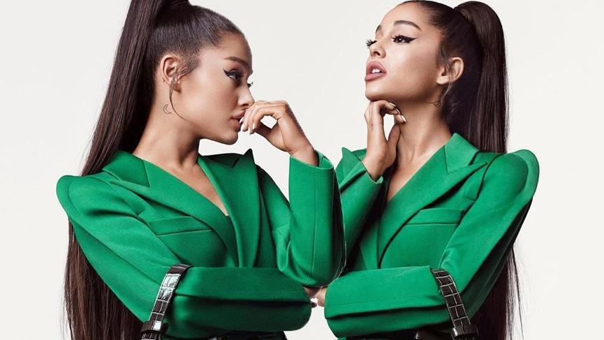 Ariana Grande Givenchy'nin marka yüzü oldu