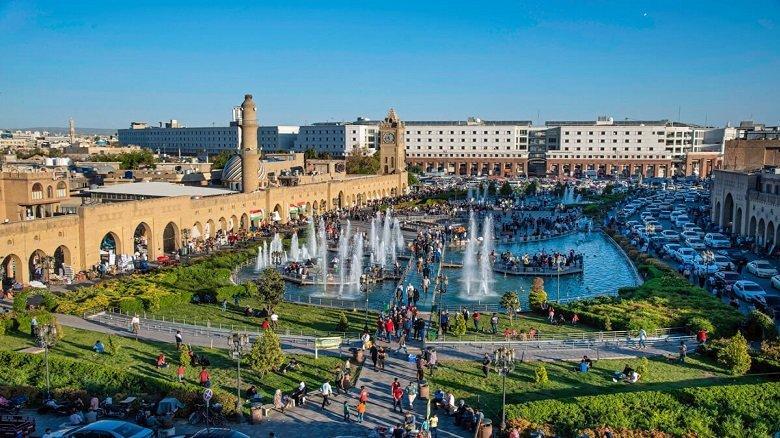 Erbil nerede, nereye bağlı? Erbil'in nüfusu kaç?