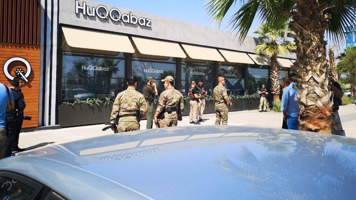 Son dakika... Erbil'de silahlı saldırı: 1 diplomat yaşamını yitirdi