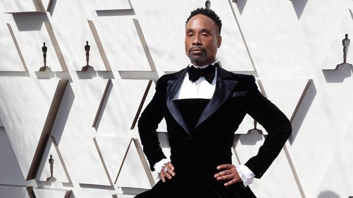 Emmy'de ilk siyahi eşcinsel adayı Billy Porter
