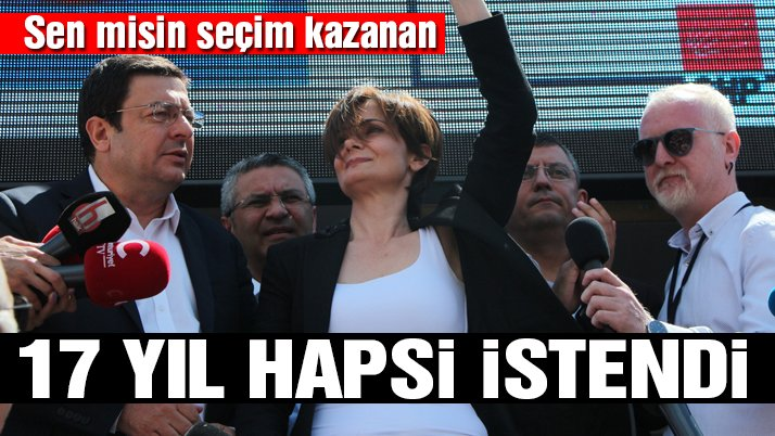 Kaftancıoğlu: Bu dava il başkanını cezalandırma davasıdır