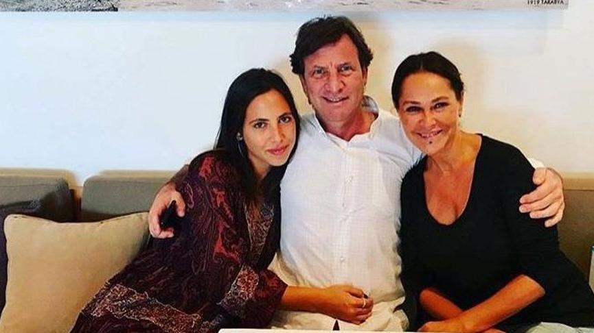 Kaya Çilingiroğlu'dan Hülya Avşar'a kahvaltı