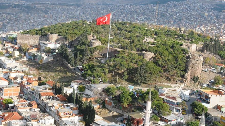 """Başkan Soyer, Kadifekale'de """"üretici pazarı"""" açıyor"""