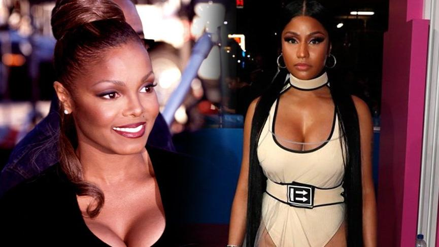 Nicki Minaj'ın iptal ettiği Suudi Arabistan konserine Janet Jackson çıktı