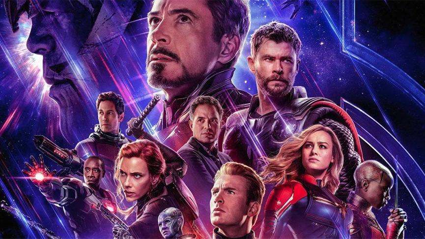 Avengers: Endgame, dünyanın en fazla hasılat yapan filmi oluyor